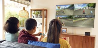 best tv for nintendo switch