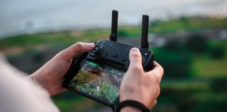 best phones for drone flying
